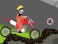 Cluiche Naruto Biker Game