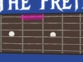 Žaidimas Master The Fretboard Quiz