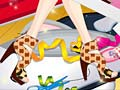 Игра Decorate Your Shoes