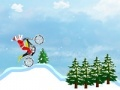 Gioco Santa Claus bike