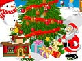 Игра Gorgeous Christmas Tree Decoration