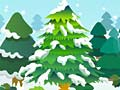 Game Cute Christmas Tree
