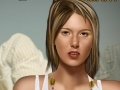 Ойын Maria Sharapova make up
