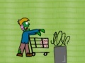 Ойын Zombie Carts