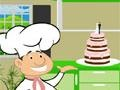 Cooking Wedding Cake ﺔﺒﻌﻟ