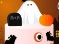 Játék Halloween Cake Decor