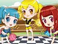 Игра Cute Cheerleaders